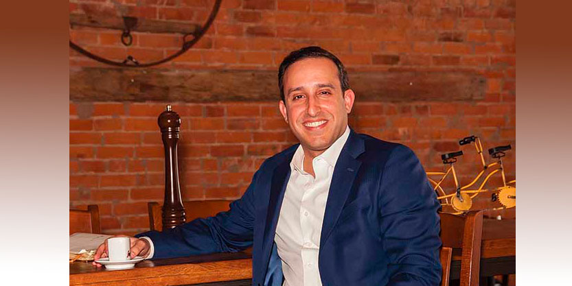 In Conversation With… Benjamin Bakst, CEO, Marlin Spring