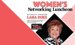 RUTH'S CHRIS – WOMEN'S NETWORK LUNCHEON