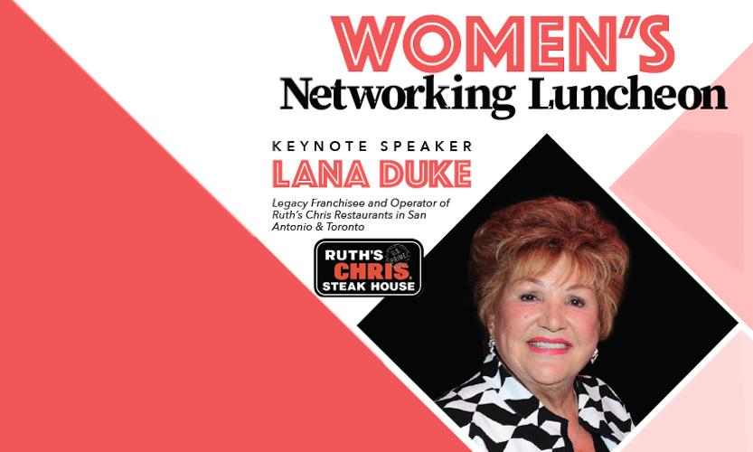 RUTH'S CHRIS – WOMEN'S NETWORK LUNCHEON